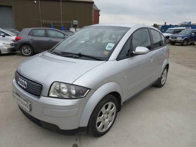 Image of 2005 Audi A2 Tdi Special Edition 1422cc Turbo Diesel Manual 5 Speed 5 Hatchback