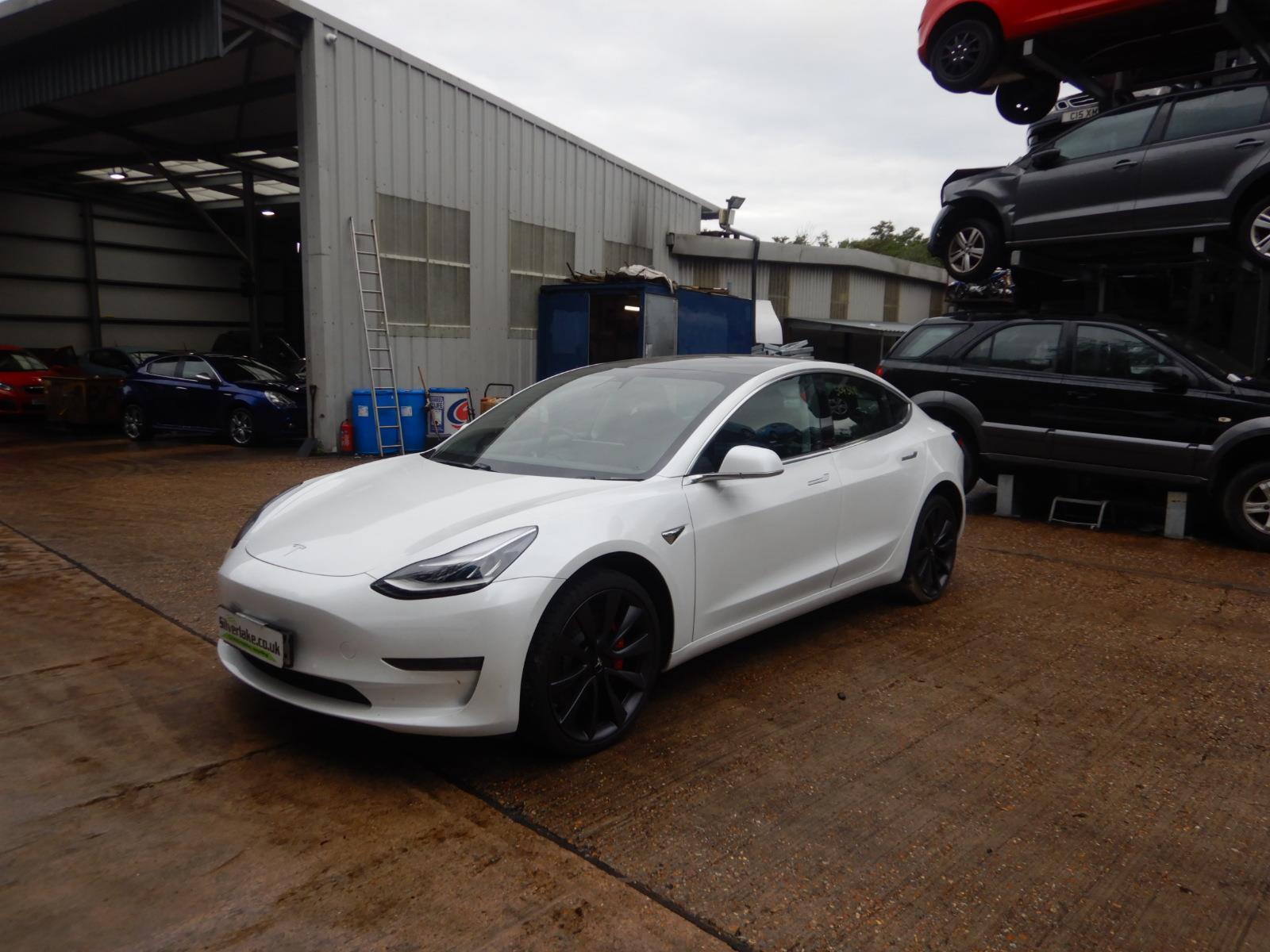 2020 Tesla Model 3 Performance AWD Electric CVT 1 Speed 5 Door Hatchback