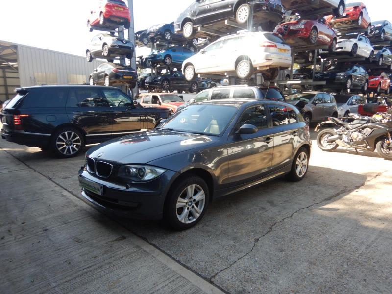 2007 BMW 1 Series 118d SE 1995cc Turbo Diesel Manual 6 Speed 5 Door Hatchback