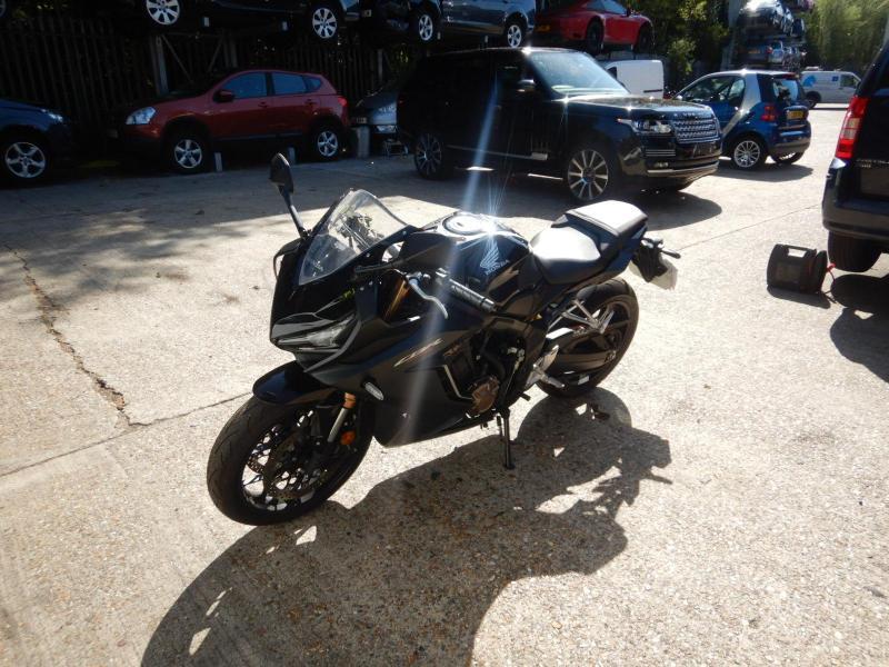 2021 Honda CBR 650 RA-M 649cc Petrol Manual 6 Speed Race