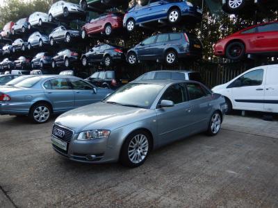 2007 Audi A4 SE FSi