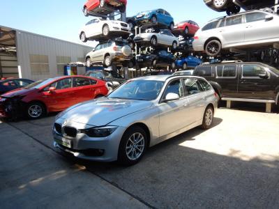 2014 BMW 3 Series 320d EfficientDynamics Busines