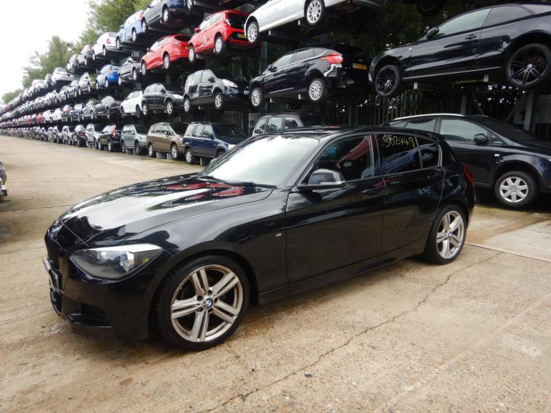 2014 BMW 1 Series 116d M Sport 1995cc Turbo Diesel Automatic 8 Speed 5 Door Hatchback