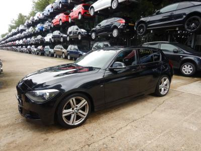 2014 BMW 1 Series 116d M Sport