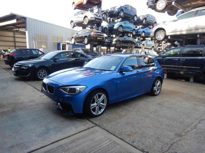 2012 BMW 1 Series 118i M Sport 1598cc Turbo Petrol Automatic 8 Speed 5 Door Hatchback