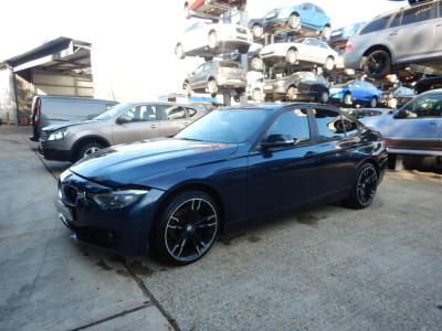 2012 BMW 3 Series 320d EfficientDynamics