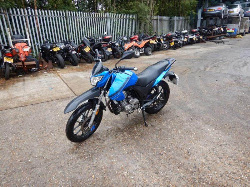 2017 Aprilia Area Lexmoto Assult 125 HJ 125-J 125cc Bike