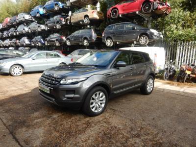2015 Land Rover Range Rover Pure Tech SD4 4WD