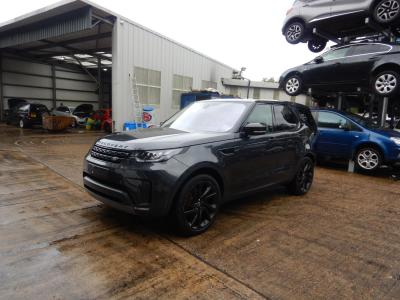 2017 Land Rover Discovery HSE Lux