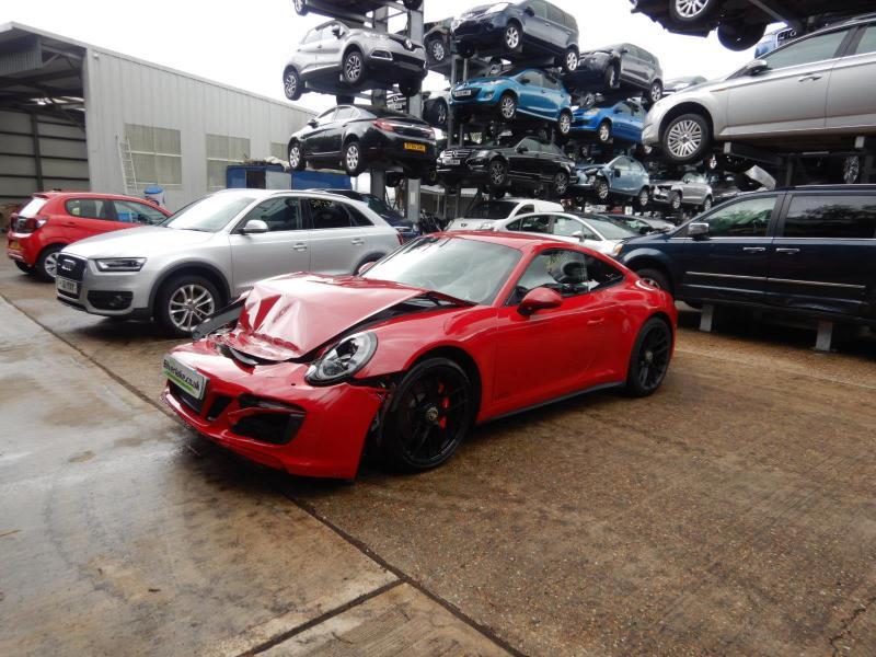 2017 Porsche 911 Carrera GTS 2981cc Turbo Petrol Manual 7 Speed 2 Door Coupe