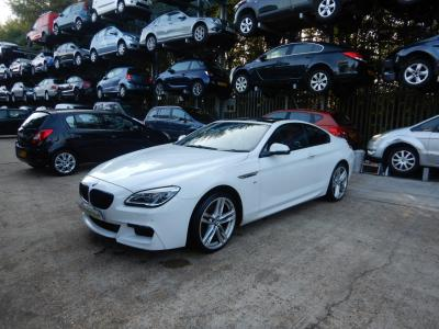 Image of 2016 BMW 6 Series 640d M Sport 2993cc Turbo Diesel Automatic 8 Speed 2 Door Coupe