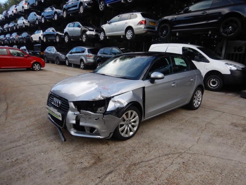 2014 Audi A1 Sport 1390cc Turbo Petrol Automatic 7 Speed 5 Door Hatchback