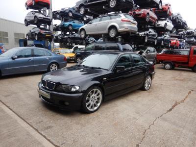 Image of 2004 BMW 3 Series 320D SPORT 1995cc Turbo Diesel Manual 6 Speed 4 Door Saloon