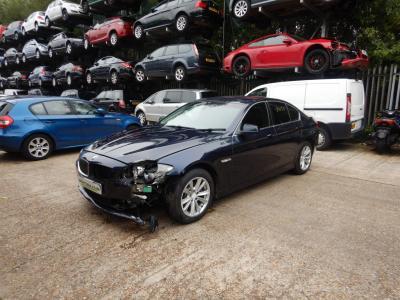 Image of 2010 BMW 5 Series 520d SE 1995cc Turbo Diesel Automatic 8 Speed 4 Door Saloon