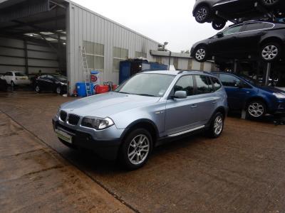 Image of 2004 BMW X3 SE 2494cc Petrol Sequential Automatic 5 Speed 5 Door Estate