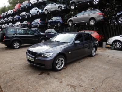 Image of 2008 BMW 3 Series 318i SE 1995cc Petrol Manual 6 Speed 4 Door Saloon
