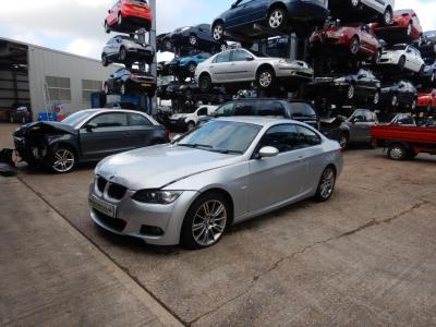 Image of 2009 BMW 3 Series 320i M Sport 1995cc Petrol Automatic 6 Speed 2 Door Coupe
