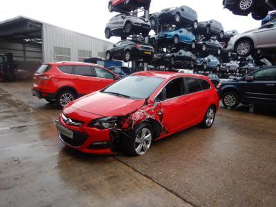 Image of 2013 Vauxhall Astra SRi EcoFlex 1686cc Turbo Diesel Manual 6 Speed 5 Door Estate