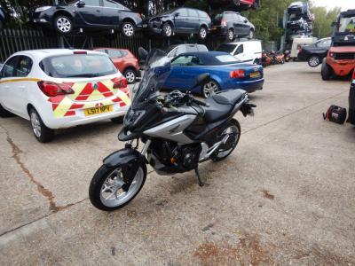 Image of 2018 Honda NC 750 XD-J 745cc Petrol Manual 6 Speed Adventure