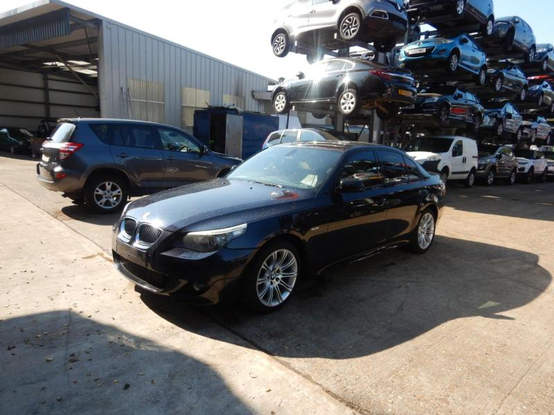2009 BMW 5 Series 520d M Sport Business Edition 1995cc Turbo Diesel Automatic 6 Speed 4 Door Saloon