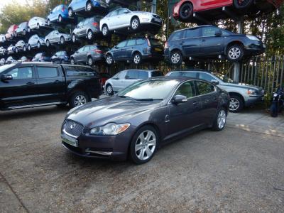 Image of 2008 Jaguar XF Premium Luxury 2720cc Turbo Diesel Automatic 6 Speed 4 Door Saloon