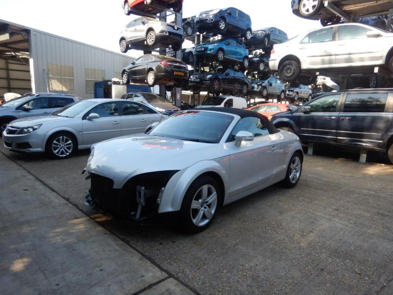 2008 Audi TT TFSi 1984cc Turbo Petrol Automatic 6 Speed 2 Door Cabriolet