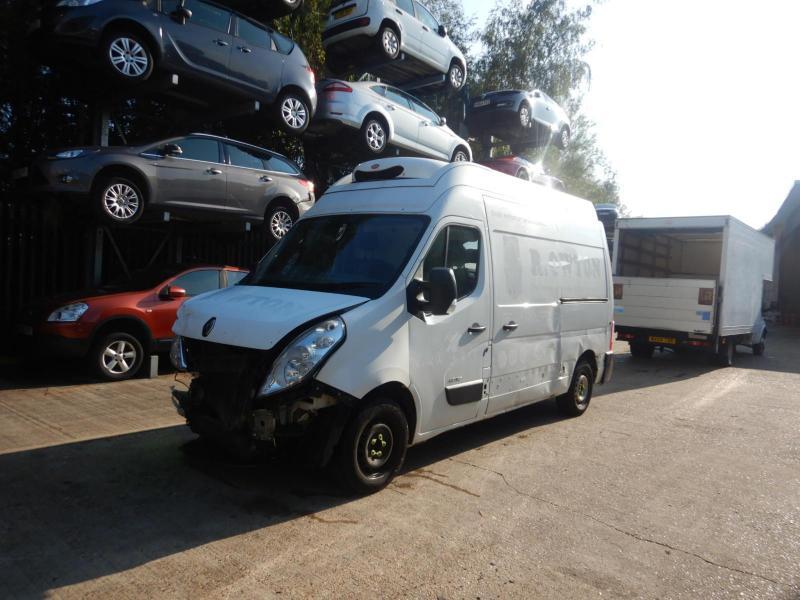 2012 Renault Master MH35 125 dCi 2298cc Diesel Manual 6 Speed Van