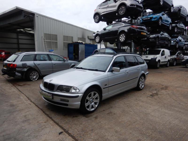2001 BMW 3 Series 320i SE 2171cc Petrol Manual 5 Speed 5 Door Estate
