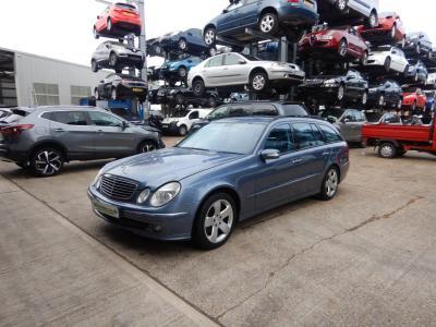 Image of 2005 Mercedes-Benz E Class E320 Avantgarde CDi 3222cc Turbo Diesel Automatic 5 Speed 5 Door Estate