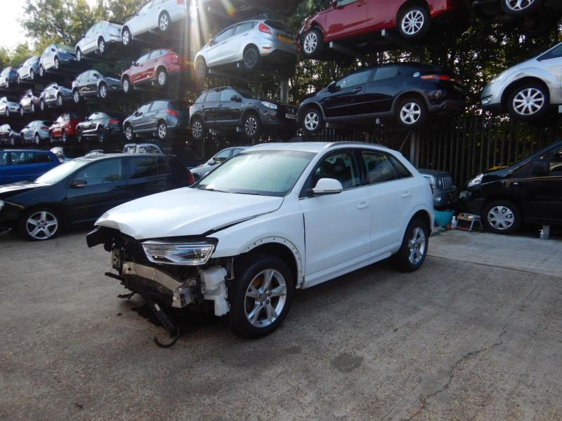 2015 Audi Q3 SE TFSi 150 1395cc Turbo Petrol DSG 6 Speed 5 Door Estate