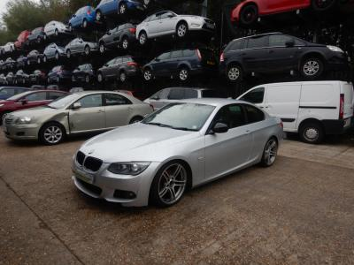 Image of 2012 BMW 3 Series 320d Sport Plus Edition 1995cc Turbo Diesel Manual 6 Speed 2 Door Coupe