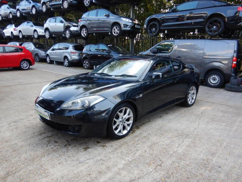 2007 Hyundai Coupe SIII 1975cc Petrol Automatic 4 Speed 2 Door Coupe
