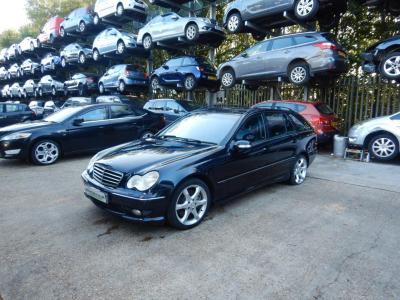 Image of 2005 Mercedes-Benz C Class C220 Avantgarde SE CDi 2148cc Turbo Diesel Automatic 5 Speed 5 Door Estate