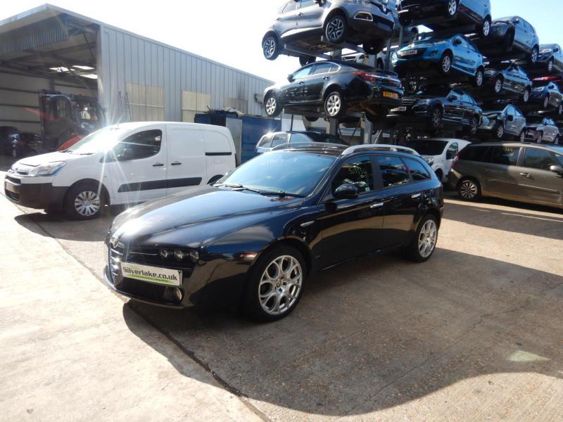 2007 Alfa Romeo 159 Lusso JTDM 1910cc Turbo Diesel Manual 6 Speed 5 Door Estate