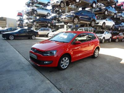 Image of 2013 Volkswagen Polo Match Edition 1198cc Petrol Manual 5 Speed 3 Door Hatchback