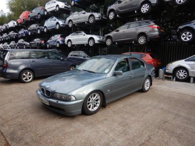 2002 BMW 5 Series 530i SE 2979cc Petrol Automatic 5 Speed 4 Door Saloon