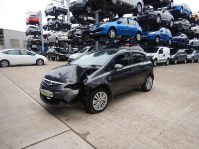 Image of 2011 Vauxhall Corsa Excite A/C 1229cc Petrol Manual 5 Speed 5 Door Hatchback
