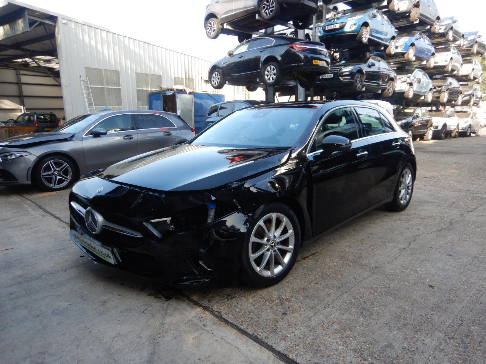 2019 Mercedes-Benz A Class A180 D SPORT PREMIUM 1461cc Turbo Diesel Automatic 7 Speed 5 Door Hatchback