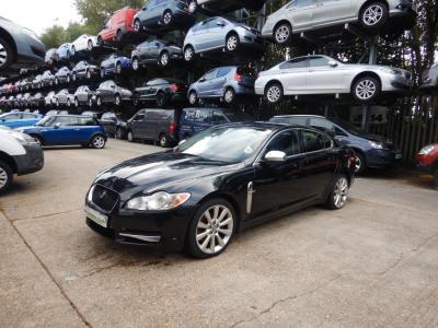 Image of 2010 Jaguar XF S Luxury 2993cc Turbo Diesel Automatic 6 Speed 4 Door Saloon