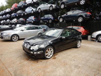 Image of 2006 Mercedes-Benz C Class C230 SE 2496cc Petrol Automatic 7 Speed 3 Door Coupe