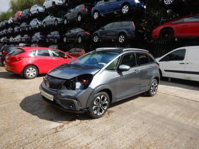 Image of 2021 Honda Jazz I-MMD CROSSTAR EX 1498cc Petrol/Electric CVT 1 Speed 5 Door Hatchback