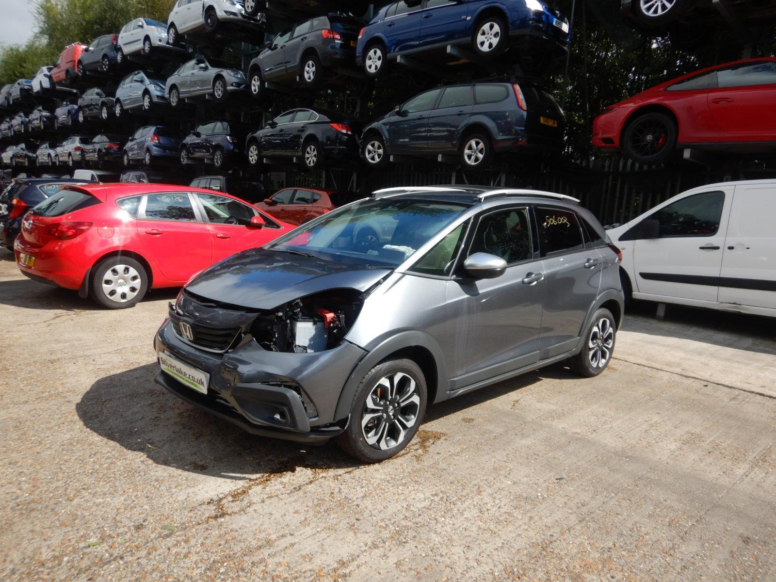 2021 Honda Jazz I-MMD CROSSTAR EX 1498cc Petrol/Electric CVT 1 Speed 5 Door Hatchback