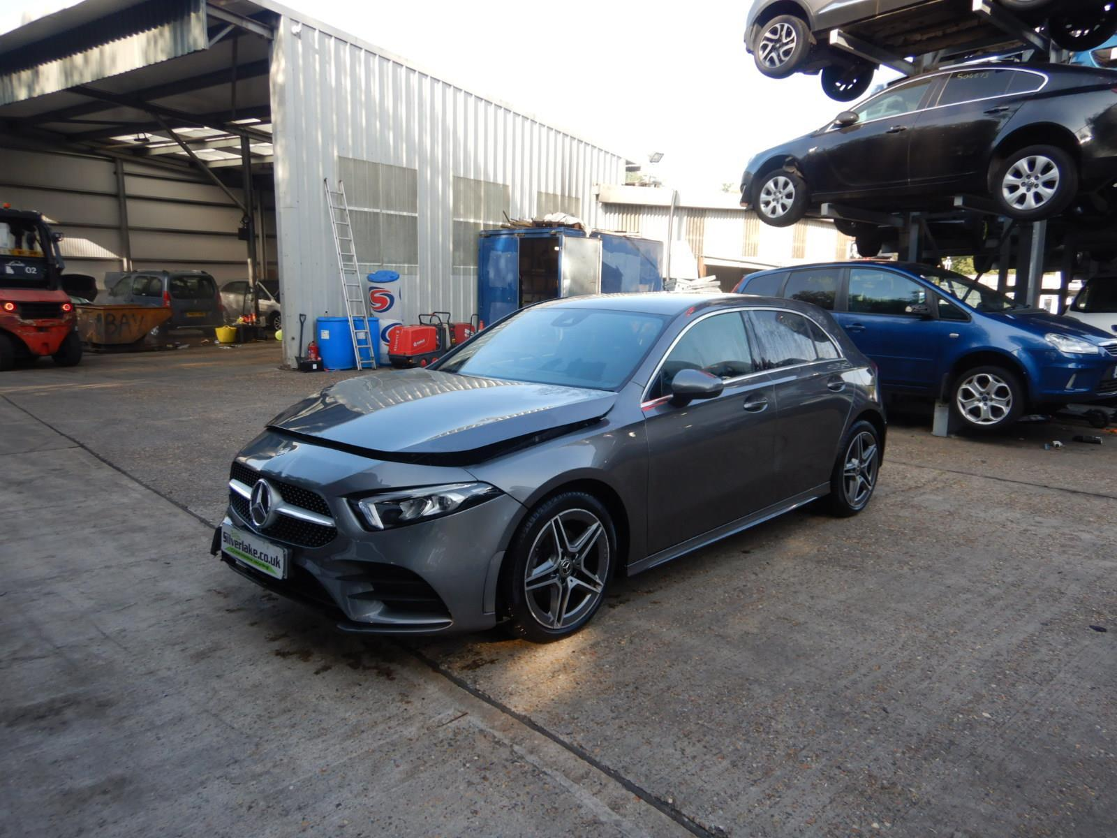 2019 Mercedes-Benz A Class A200 AMG Line 1332cc Turbo Petrol Automatic 7 Speed 5 Door Hatchback