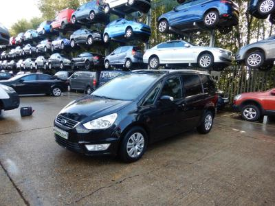 Image of 2013 Ford Galaxy Zetec TDCi 1997cc Turbo Diesel Sequential Automatic 6 Speed MPV