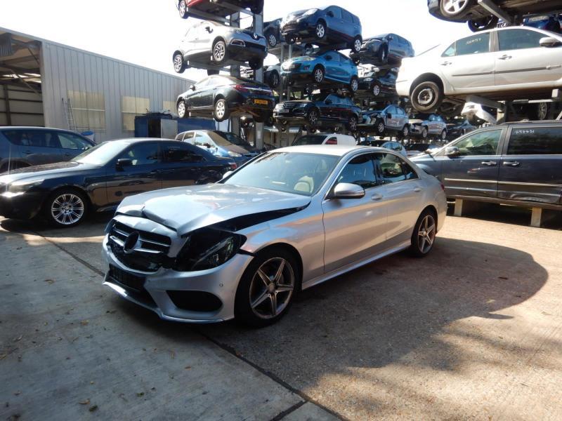 2015 Mercedes-Benz C Class C220 AMG Line BlueTEC 2143cc Turbo Diesel Automatic 7 Speed 4 Door Saloon