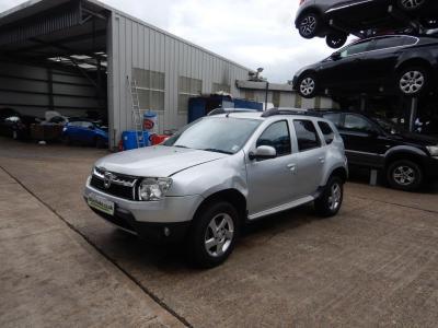 2014 Dacia Duster Laureate 110