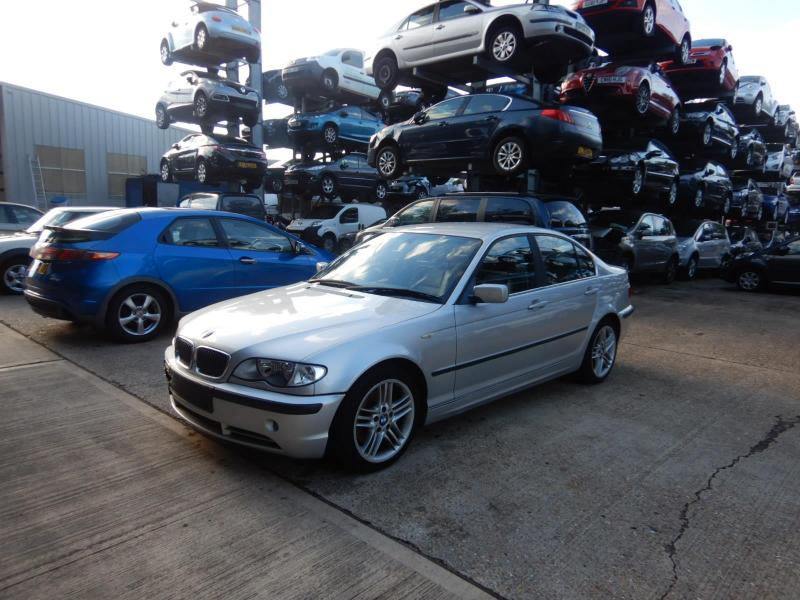 2003 BMW 3 Series 330 I SE AUTO 2979cc Petrol Automatic 5 Speed 4 Door Saloon