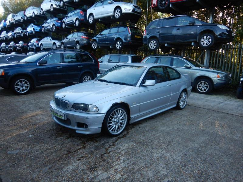 2001 BMW 3 Series 325 Ci Sport 2494cc Petrol Manual 5 Speed 2 Door Coupe