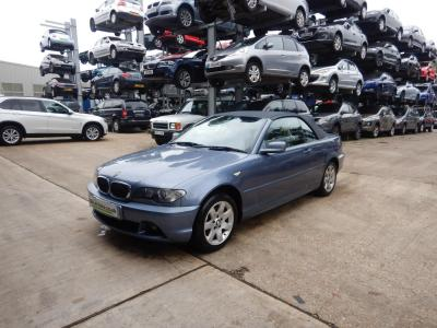 Image of 2003 BMW 3 Series 318 CI SE 1995cc Petrol Automatic 5 Speed 2 Door Coupe