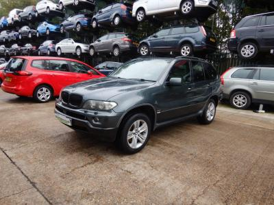 Image of 2004 BMW X5 Sport 2993cc Turbo Diesel Sequential Automatic 6 Speed 5 Door 4x4